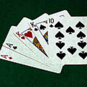Poker Hands - Two Pair 3 Poster