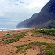 Polihale State Park Poster