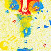 Polka Dot Bikini Poster