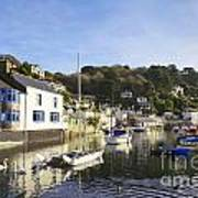 Polperro Cornwall England Poster by Colin and Linda McKie
