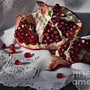 Pomegranate  Seed Poster