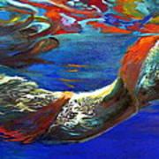 Pool Swimmer Poster