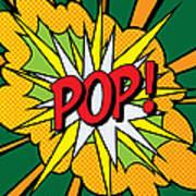 Pop Art 4 Poster by Gary Grayson