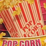 Pop Corn Poster