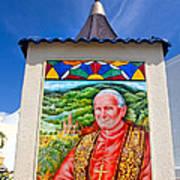 Pope John II Poster