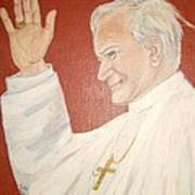 Pope Johnpaul II Poster