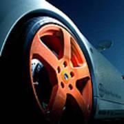 Porsche 5 Poster