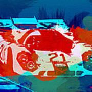 Porsche 917 Racing 1 Poster