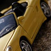 Porsche Car Poster