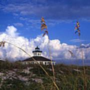 Port Boca Grande Lighthouse Poster