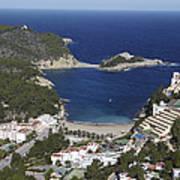 Port De St. Miquel, Ibiza Poster