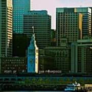Port Of San Francisco Poster
