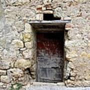 Porta Rossa Poster