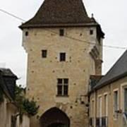 Porte Du Croux - Nevers Poster