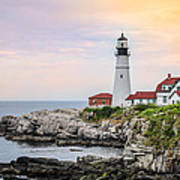 Portland Head Lighthouse  Poster
