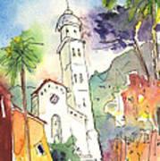 Portofino In Italy 01 Poster