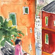 Portofino In Italy 04 Poster