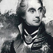 �portrait Of A Naval Officer� Sketch Discovered To Be Of Poster