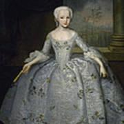 Portrait Of Sarah Eleanore Fairmore Poster