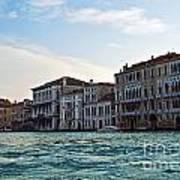 Portrait Of Venice Poster