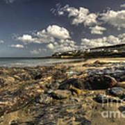 Portscatho Beach  Poster