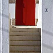 Portuguese Entrance Poster