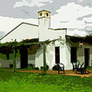 Posada De Laguna Lodge Poster