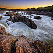 Potomac Rush Poster