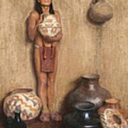 Pottery Vendor Poster