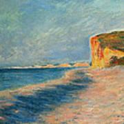 Pourville Near Dieppe Poster by Claude Monet