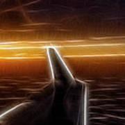Powered Flight Poster