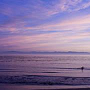 pr 241-Lavender Sunset Poster