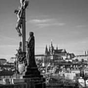 Prague Castle Poster