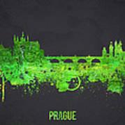 Prague Czech Republic Poster