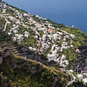 Praiano Village Poster