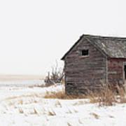 Prairie Silence... Poster