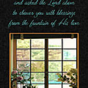 Prayer For You Card Poster