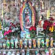 Prayers To Our Lady Of Guadalupe Poster