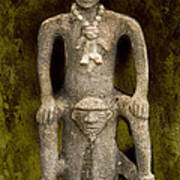 Pre-colombian Art Poster
