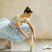 Preparation For Dance - D008548-a Poster
