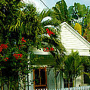 Pretty Key West Florida Poster
