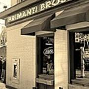 Primanti Brothers Pittsburgh  Poster