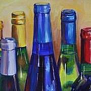 Primarily Wine Poster