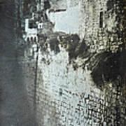 Probatic Pool, Jerusalem, 1844 Poster
