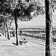 Promenade Poster