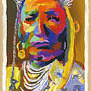 Proud Native American Poster
