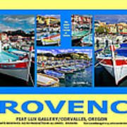 Provence Poster Poster