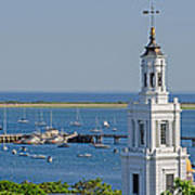 Provincetown Steeple Poster