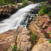 Provo River Falls 3 Poster