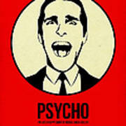 Psycho Poster 1 Poster